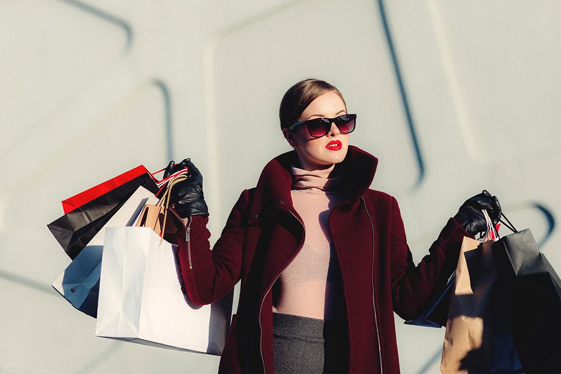 How to Shop Like a Fashion Editor